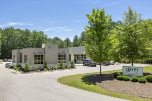 REI Automation technology facility in Columbia South Carolina